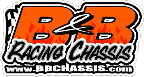 B&B Racing Chassis Logo