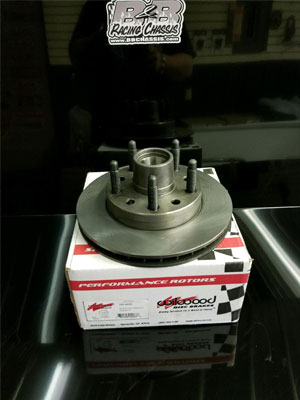 Front-Rotors