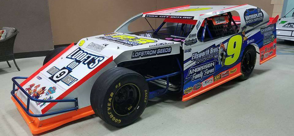 Bb Racing Chassis Imca Modified Ss Imca Stock Car Imca Hobby Car